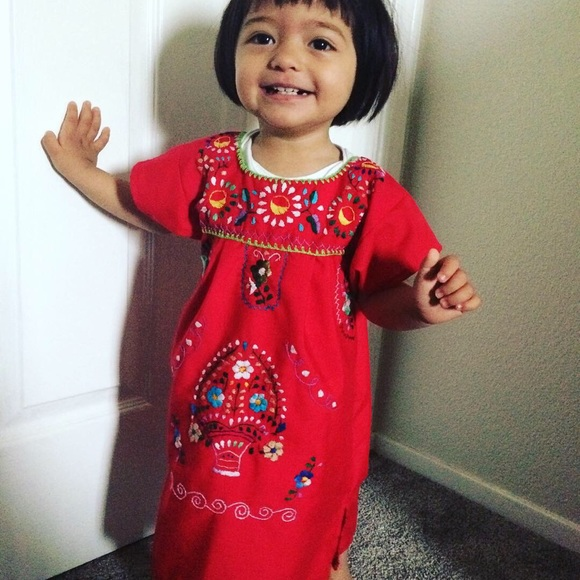 Dresses Toddler Mexican Traditional Dress Poshmark